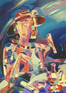 Cup of Tea 2007 Limited Edition Print - Igor Smirnov