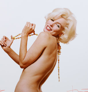 Marilyn Monroe: The Last Sitting Portfolio 3 1962 Limited Edition Print - Bert Stern