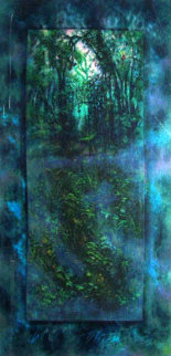 Emerald Rainforest 1989 Limited Edition Print - Brett Livingstone Strong