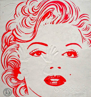 Marilyn Monroe 1984 Limited Edition Print - Brett Livingstone Strong