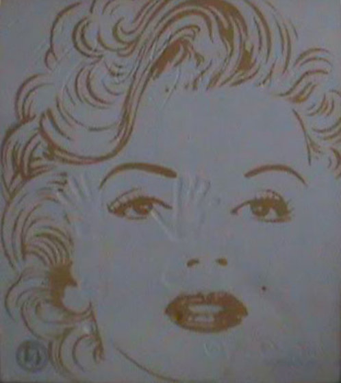Tribute to Marilyn Monroe Cast Paper