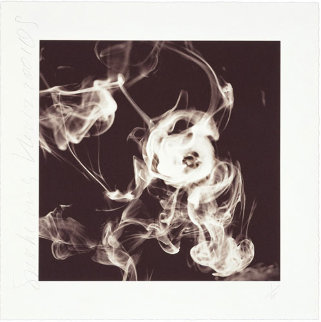 Smoke Rings Suite of 3 2001 Limited Edition Print - Donald Sultan