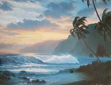 Radiance of the Tropics 1990 Limited Edition Print - Roy Tabora