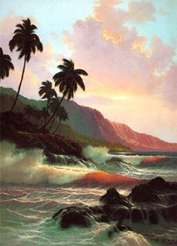 Evening Splendor Hawaii