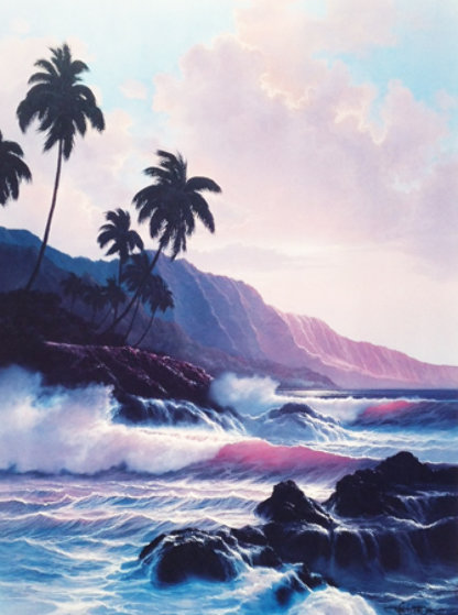 Evening Splendor  Hawaii 1985