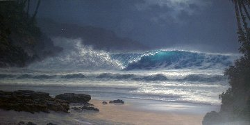 Hawaii 1995 Limited Edition Print - Roy Tabora