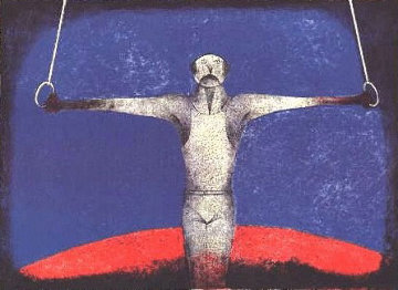 Iron Cross 1990 Limited Edition Print - Rufino Tamayo
