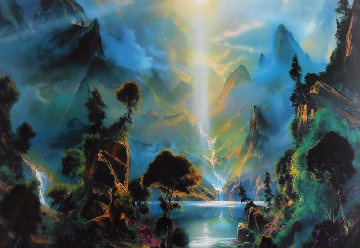 Glory of the Light Within  Limited Edition Print - Dale Terbush
