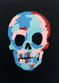 Skull PP 2018 Limited Edition Print - Bradley Theodore