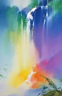 Rainbow Falls 1991 Limited Edition Print - Thomas Leung