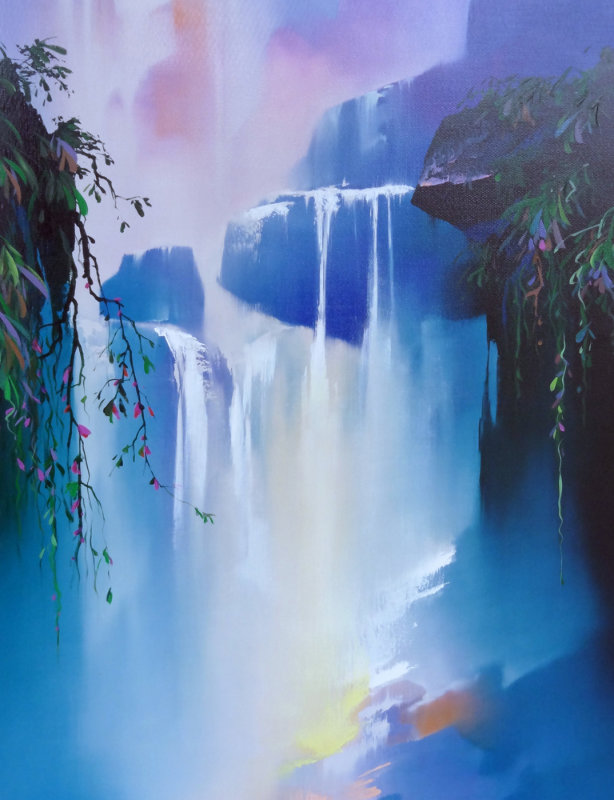 Magic Falls Embellished 1993