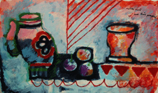 Nature Morte - Homage to Picasso