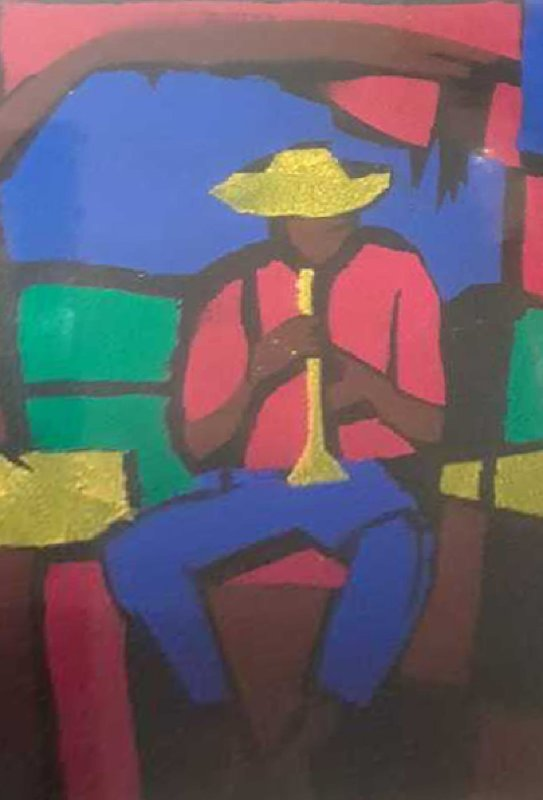 Lonesome Boy 1991 24x20