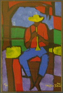 Lonesome Boy 1996 Limited Edition Print - William Tolliver