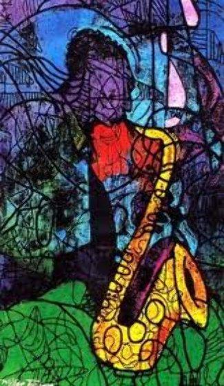 Sax By William Tolliver