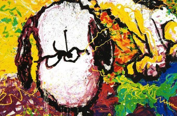 Are You Talking to Me? Limited Edition Print - Tom Everhart