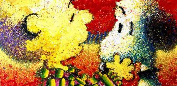 Dog Breath AP 2001  Limited Edition Print - Tom Everhart