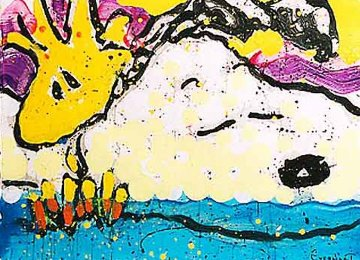 Bora Bora Boogie Bored 2007 Limited Edition Print - Tom Everhart