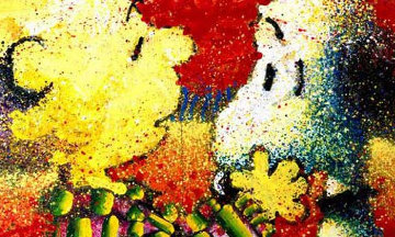 Dog Breath 2006 Limited Edition Print - Tom Everhart