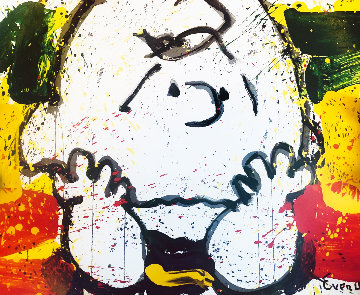 Call Waiting 2000 Limited Edition Print - Tom Everhart
