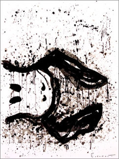 Watch Dog 3 O'Clock 2003 Limited Edition Print - Tom Everhart