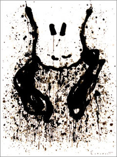 Watch Dog 6 O'Clock 2003 Limited Edition Print - Tom Everhart