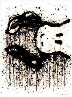Watch Dog 9 O'Clock 2003 Limited Edition Print - Tom Everhart