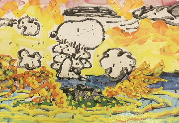 Chop Chop  2014  Limited Edition Print - Tom Everhart