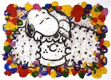 Why I Like Big Hair 2000 Limited Edition Print - Tom Everhart