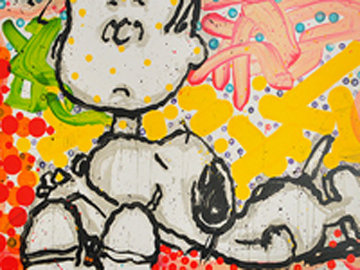 Super Sneaky Limited Edition Print - Tom Everhart