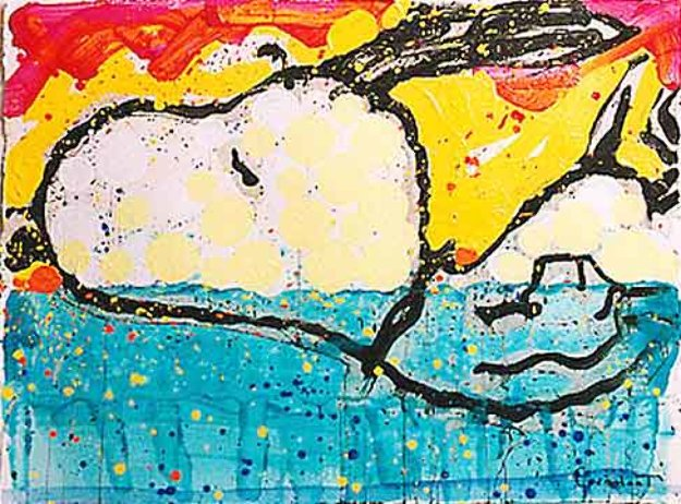 Bora Bora Boogie Oogie 2003 Limited Edition Print by Tom Everhart