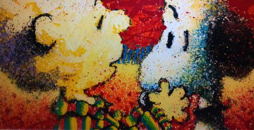 Dog Breath 2001  Limited Edition Print - Tom Everhart