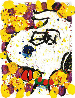 Squeeze the Day - 2001 Wednesday Limited Edition Print - Tom Everhart