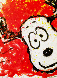 To Every Dog There is a Season - Spring 1996 Limited Edition Print - Tom Everhart