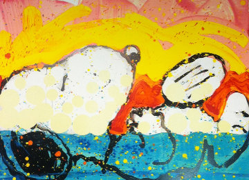 Bora Bora Boogie Down 2008 Limited Edition Print - Tom Everhart