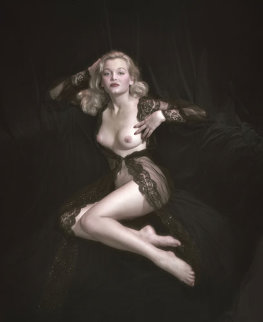 Marilyn Dean 3024 Nude Limited Edition Print - Tom Kelley