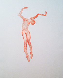 Dancer Limited Edition Print - Ivan Valtchev