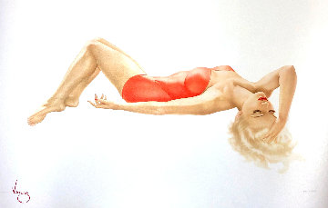Day Dreaming 1991 Limited Edition Print - Alberto Vargas