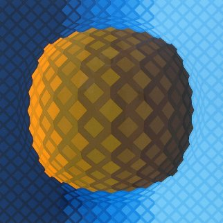 Koskota 1976 Limited Edition Print - Victor Vasarely