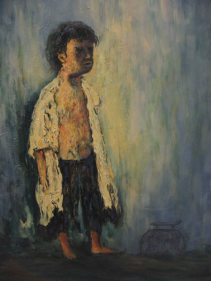 Little Boy Blue 36x24