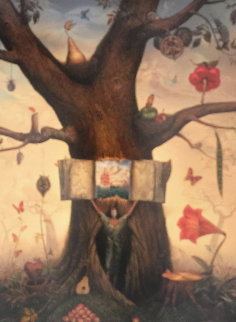 Genealogy Tree 2006 Limited Edition Print - Vladimir Kush