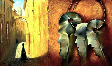 Keys Limited Edition Print - Vladimir Kush