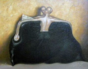 Purse 2001 Limited Edition Print - Vladimir Kush
