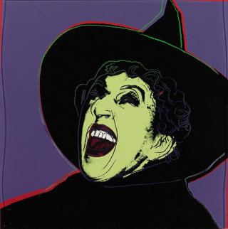 Witch (FS II.261) AP 1981 Limited Edition Print by Andy Warhol