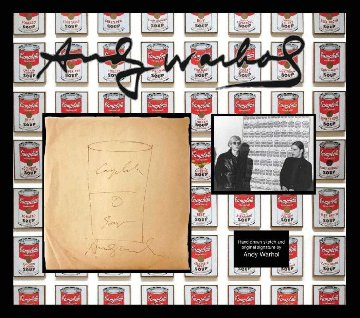 Soup Can Drawing  Drawing - Andy Warhol