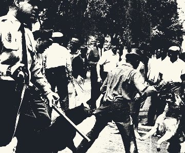 Birmingham Race Riot 1964 (FS II. 3) Limited Edition Print by Andy Warhol