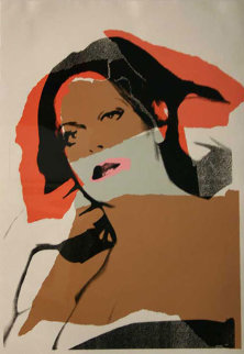 Ladies and Gentlemen II.134 AP 1975 Limited Edition Print - Andy Warhol