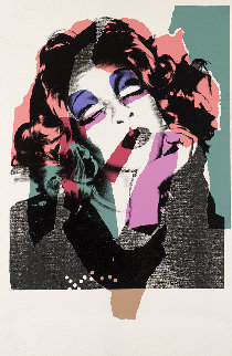 Ladies And Gentlemen 1975 II.128 Limited Edition Print - Andy Warhol