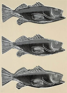 Fish  IIIA.39 1983 Limited Edition Print - Andy Warhol