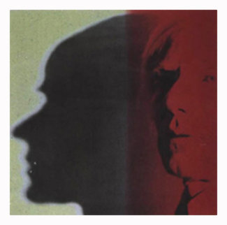 Myths: Shadow  II.267 1981 Limited Edition Print - Andy Warhol